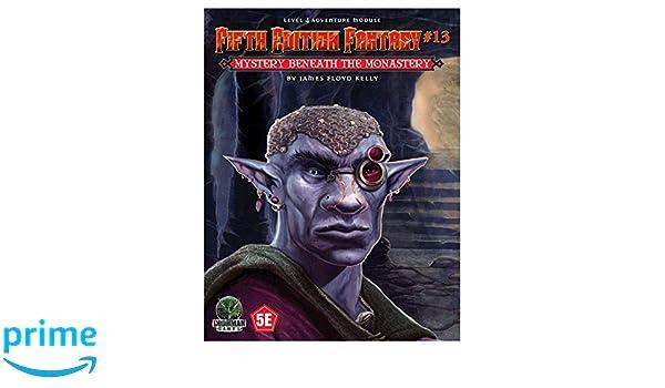 Amazon com: Fifth Edition Fantasy #13: Mystery Beneath The