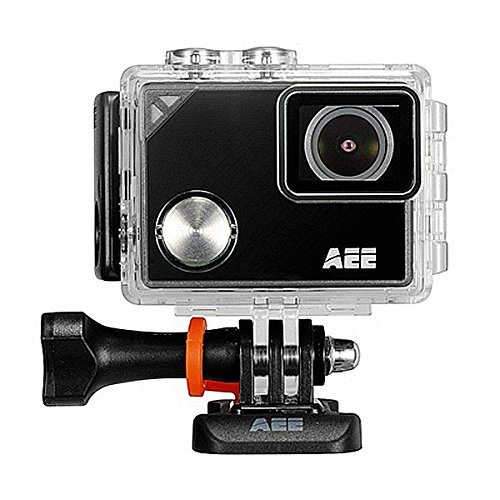 HITSAN INCORPORATION AEE LYFE Titan Actioncamera 4K 30fps 1440P 60fps Ultra Hd Sportscameras Ambarella A12 16MP WiFi/Bluetooth