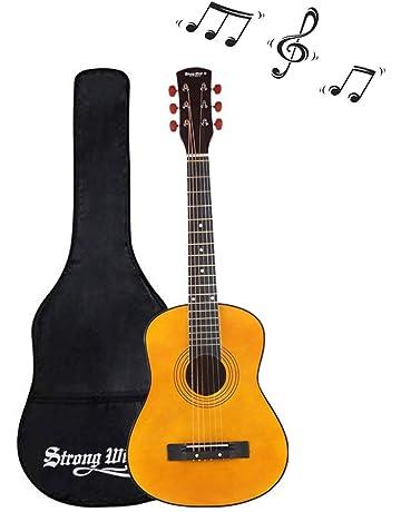b588f438b46 30 Inch Acoustic Guitar, Mini Guitars Instrument Beginner Kit for  Kids/Beginners/Child