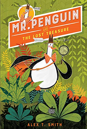 Mr. Penguin and the Lost Treasure