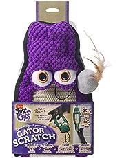Hartz Just for Cats Gator Scratch Toy Mat