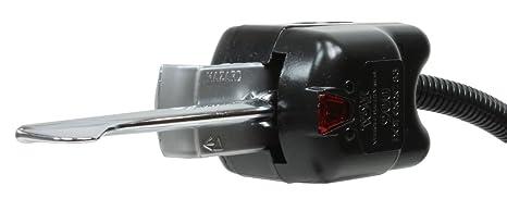 amazon com vehicle safety manufacturing 900 black universal turn rh amazon com universal turn signal switch dorman universal turn signal switch standard