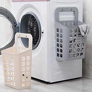 Amazon Com Esupport Large Hanging Plastic Laundry Basket