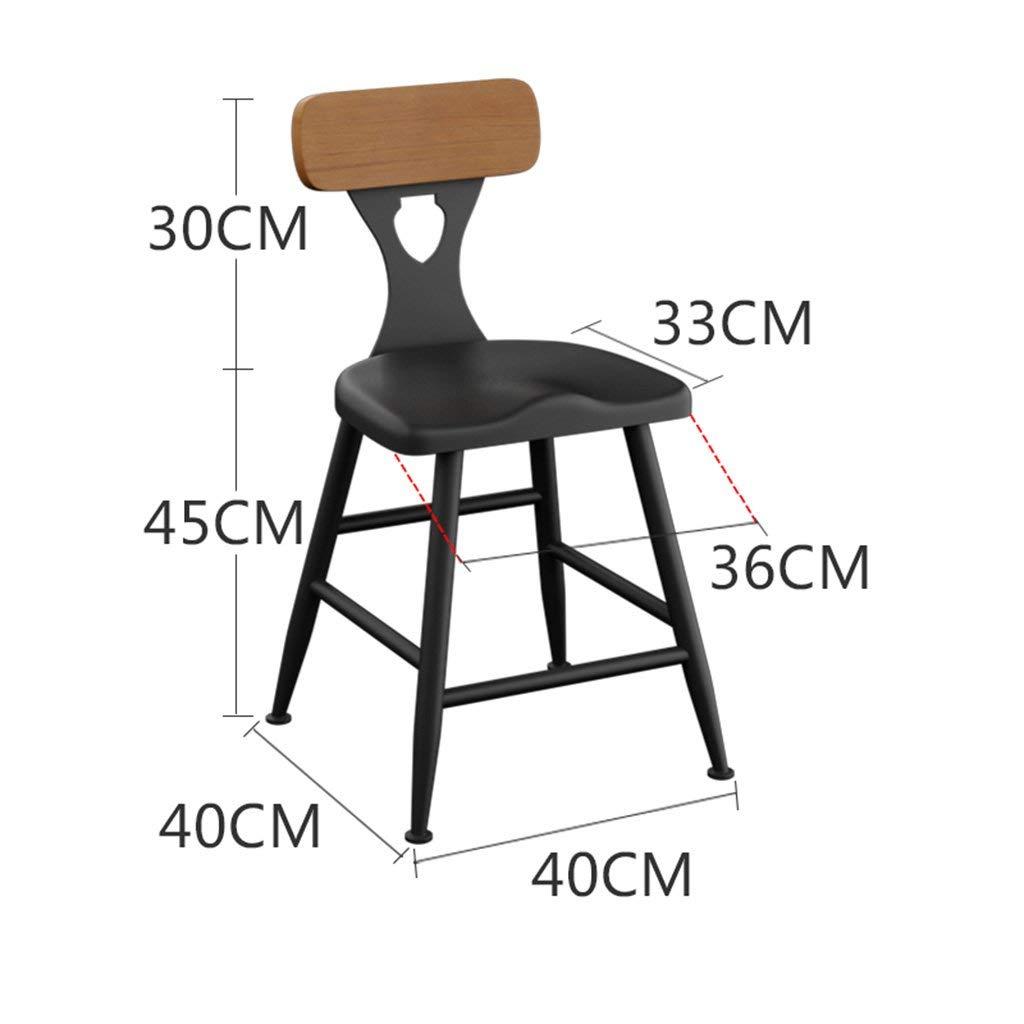 404075cm JZX Seat, Bar Chair, Liftable and redatable Reception Bar Stool, European Sponge Cushion Bar Stool, Cash Register Chair