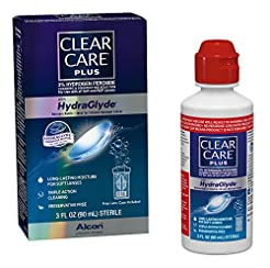 Clear Care Plus Cleaning and Disinfectin...