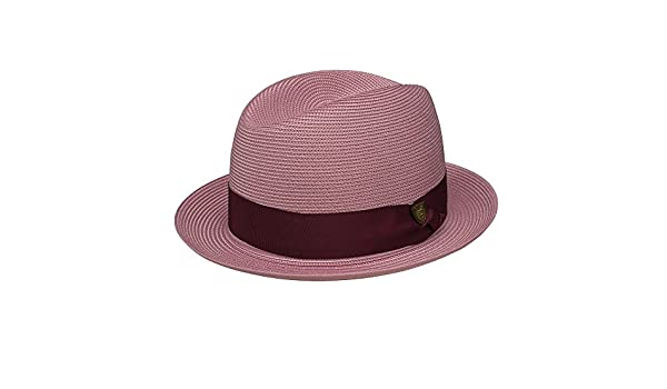 2f0f6aa1f7e Dobbs DSPRKR-0817 Men s Parker Florentine Milan Hat