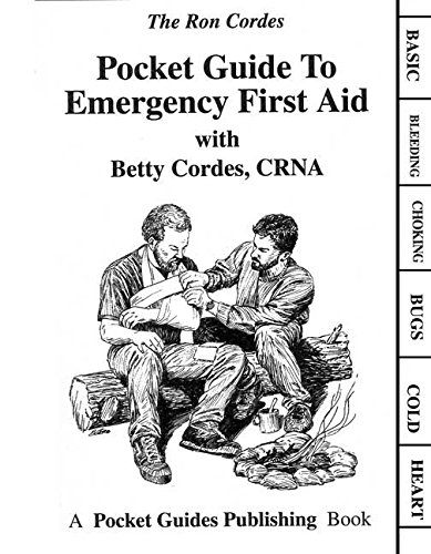 Pocket Guide to Emergency First Aid (PVC Pocket (First Pocket Guide)