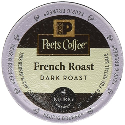 Peet's French Roast 120 Single K-Cups by Peet's Coffee (Image #2)
