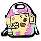 Wow Wow Wubbzy 2 Travel Tote Lunch Bag