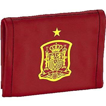 Adidas FEF Spain Cartera Federación Española de Fútbol 2015-2016, Unisex Adulto, Rojo, NS: Amazon.es: Zapatos y complementos