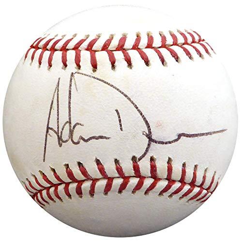 Autographed Adam Dunn Baseball - Official Cincinnati Reds Beckett BAS #H75126 - Beckett Authentication