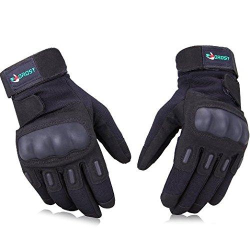 VOROSY Men Tactical Gloves, Shooting Airsoft Gloves