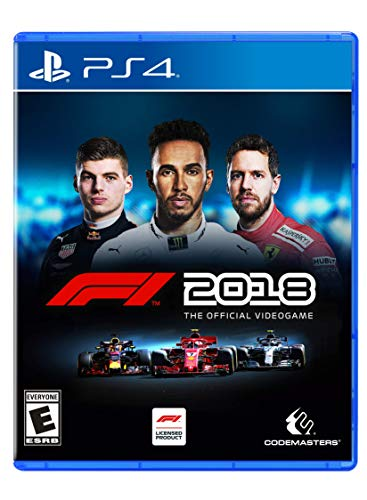 (Formula 1 2018 - PlayStation 4)