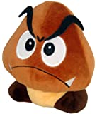 "Super Mario Plush - 5"" Goomba Soft Stuffed Plush Toy"