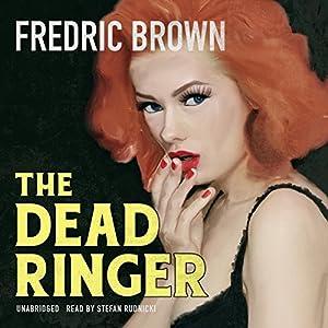 The Dead Ringer Audiobook