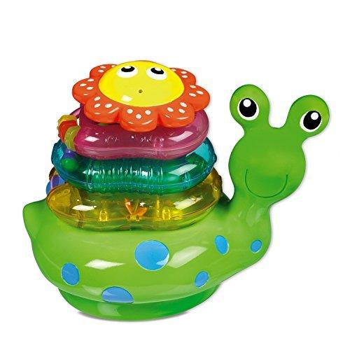 超特価SALE開催! Munchkin Snail Bath Stacker Bath Toy - Toy 2 Snail Sets [並行輸入品] B01K1UPKOO, イバラキマチ:bf7cde29 --- clubavenue.eu