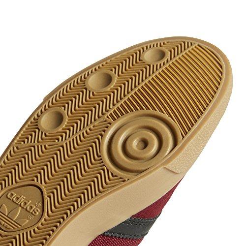 adidas Scarpe da Skateboard Uomo Rosso
