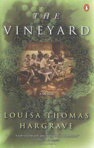 The Vineyard: A Memoir