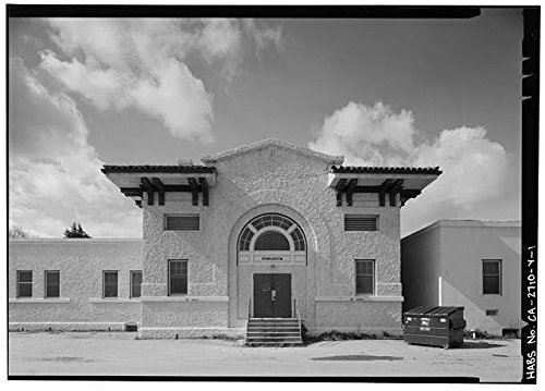 Photo: Agnews State Hospital, Kitchen, Commissary & Bakery, Santa Clara, California, CA . Size: 8x10