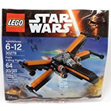LEGO 30278 Star Wars Poe's X-Wing Fighter 64pcs New by LEGO