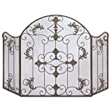 Smart Living FLORENTINE FIREPLACE SCREEN
