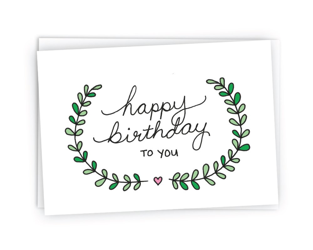 Amazon Com Happy Birthday Cards Variety Pack 24 Cards
