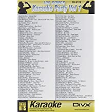 VocoPro FH9128 100 Karaoke Party Songs Volume 1