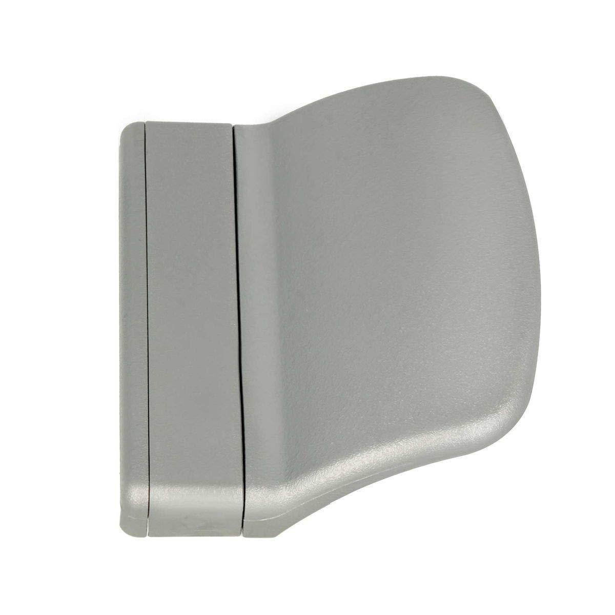 Farbe:Grau RAL 7016 Kunststoff Balkont/ür Ziehgriff