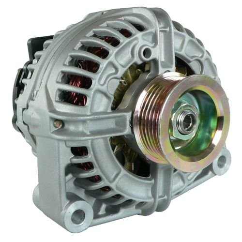 DB Electrical ABO0245 Alternator (For 4.8 5.3 6.0 Chevy Silverado Pickup Truck 05 06 07 Suburban Escalade)