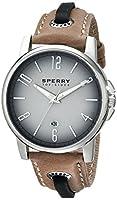 Sperry Top-Sider Men's 10018704 Seasider Analog Display Japanese Quartz Blue Watch by Sperry Top-Sider Watches MFG Code