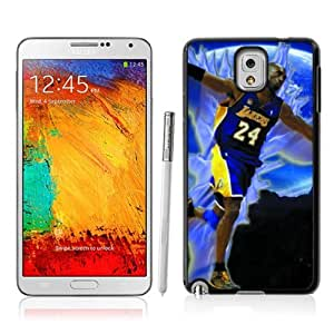 NBA Kobe Bean Bryant Samsung Galalxy Note 3 N9000 2D High Quality Case Case For Kobe Bean Bryant Fans By zeroCase6