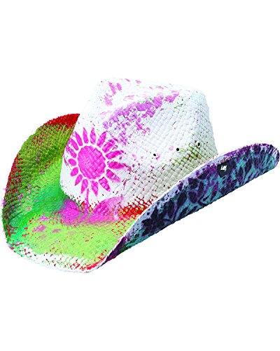 peter-grimm-ltd-womens-raw-flower-hand-painted-white-straw-cowgirl-hat-white-one-size