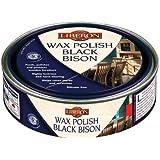 Liberon BBPWGM150 150ml Bison Paste Wax - Georgian Mahogany by Liberon