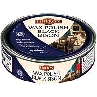 Liberon BBPWDO150 150ml Bison Paste Wax - Dark Oak by Liberon