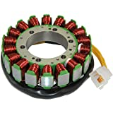 Caltric STATOR Fits HONDA VT750CD VT750CD2 SHADOW ACE DELUXE / SHADOW ACE 1998 1999 2000 2001 MAGNETO