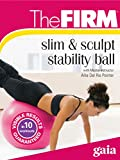 The FIRM Slim and Sculpt Stability Ball