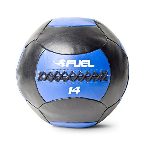 Fuel Pureformance Professional Wall Ball/Medicine Ball, 14 lb.