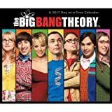 The Big Bang Theory Calendar 2017 -- Deluxe Day-at-a-time Box Calendar Desk (6x5x2)