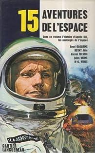 15 aventures de l'espace par Claude Appell