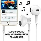 Headphones with Microphone, Certified PowerBoost
