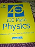 JEE Main PHYSICS in 40 Days (Old Edition)