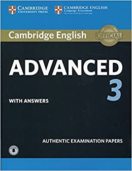 Cambridge English Advanced 3 Student S Book With Answers With Audio