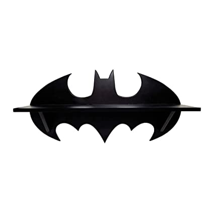 Batman Symbol Shelf 24quot