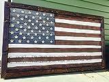 Fire Hose American Flag