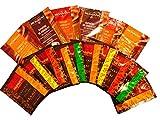 Monbana Trinkschokolade Probierset mit 18 Portionspackungen