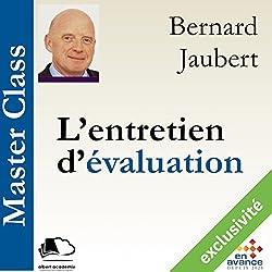 L'entretien d'évaluation (Master Class)