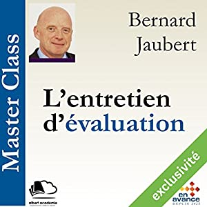 L'entretien d'évaluation (Master Class) Hörbuch