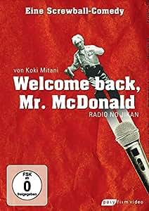 Welcome back, Mr. McDonald (OmU) [Alemania] [DVD]