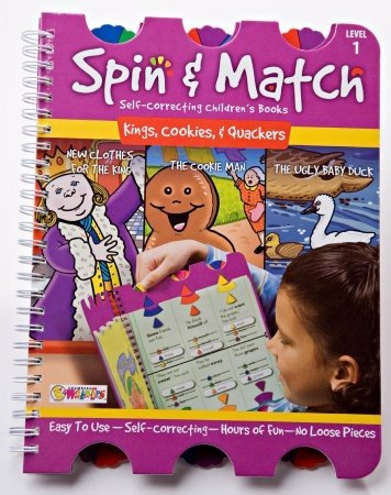 LWUPS SM-103 Spin & Match - Kings, Cookies
