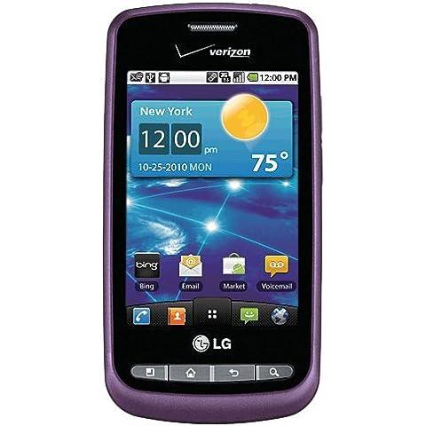 LG Vortex VS660 Violet Verizon Cell Phone (Verizon Vortex Phone Case)